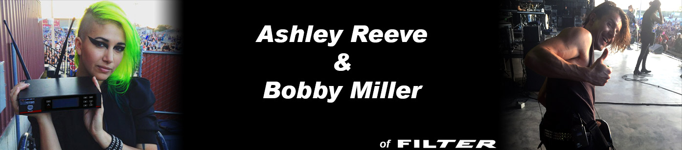 Ashley Reeve & Bobby Miller