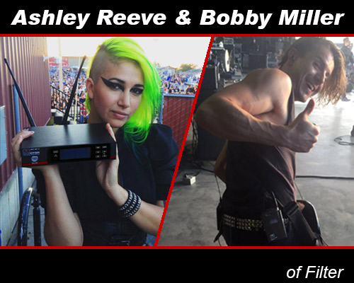 Ashley Reeve & Bobby Miller