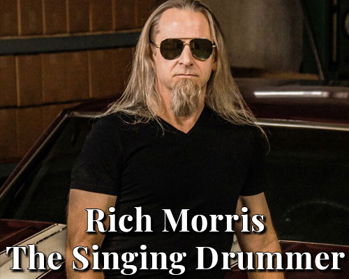 Rich Morris, The Singing Drummer