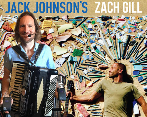Jack Johnson's Zach Gill