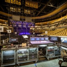 FOH Control for Tom Petty and the Heartbreakers
