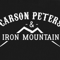 Carson Peters and Iron Mountain logo image