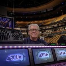 Robert Scovill with Galaxy Audio Powered Hot Spot PA6BT's