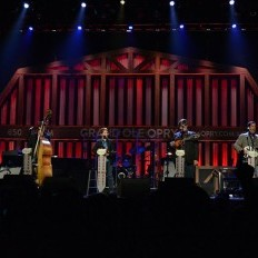 Carson Peters and Iron Mountain Opry live
