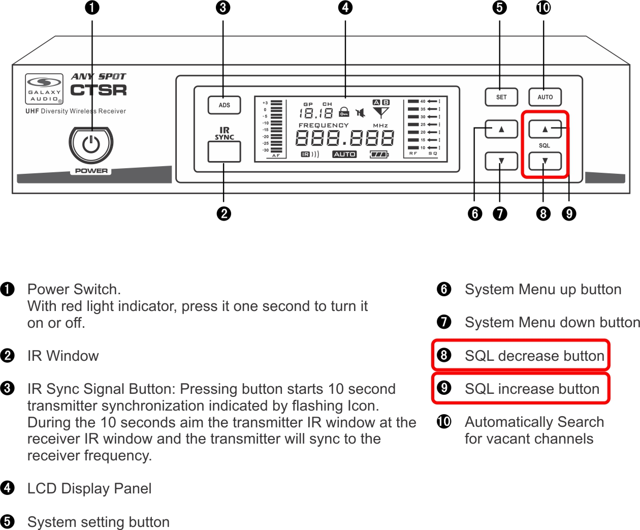 Checkmate Light Box Wiring Diagram Faq Galaxy Audio Cts Squelch