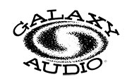 Galaxy Audio logo from 1977 to 1987