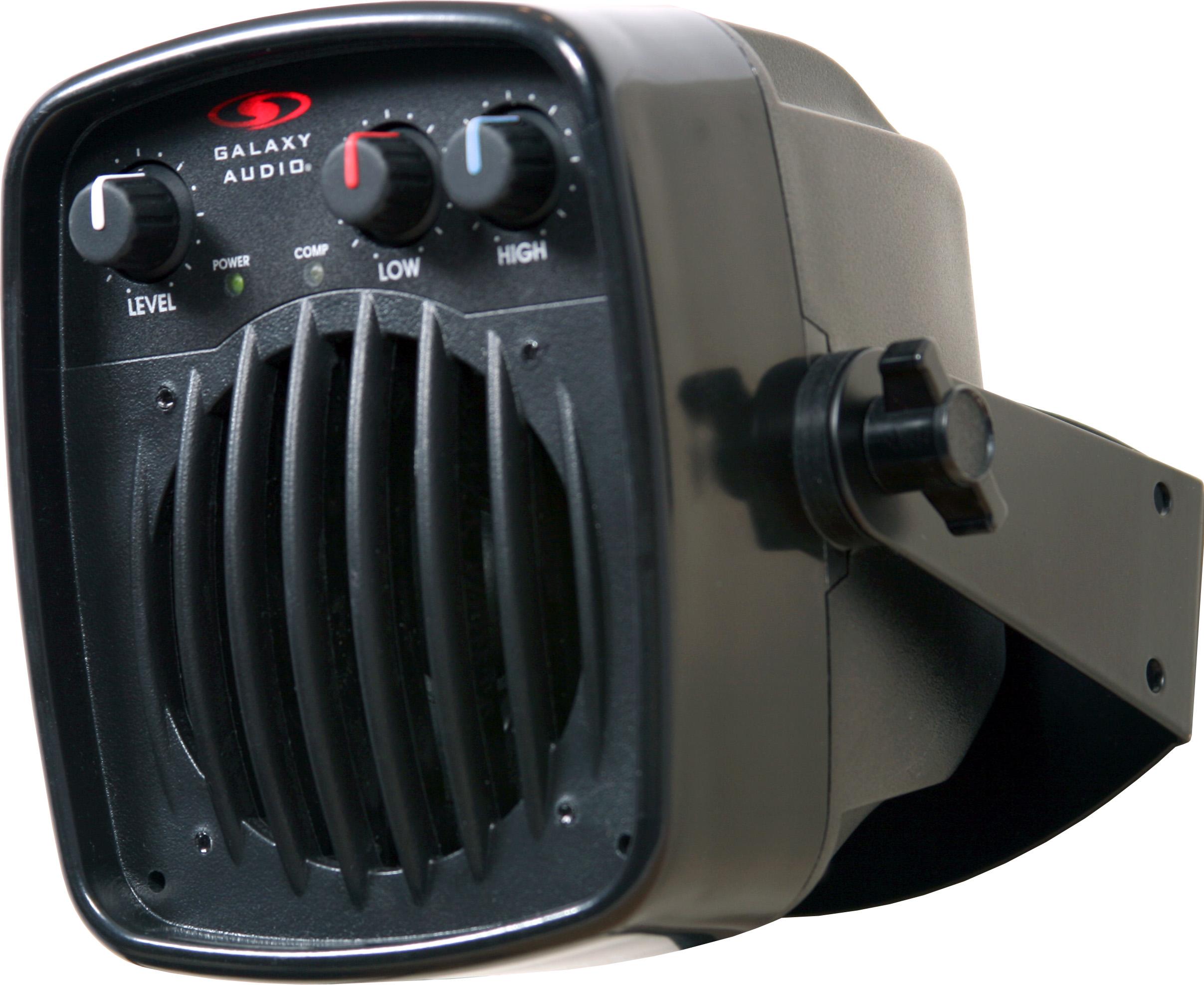 Galaxy Audio Nspa Professional Portable Nano Speaker