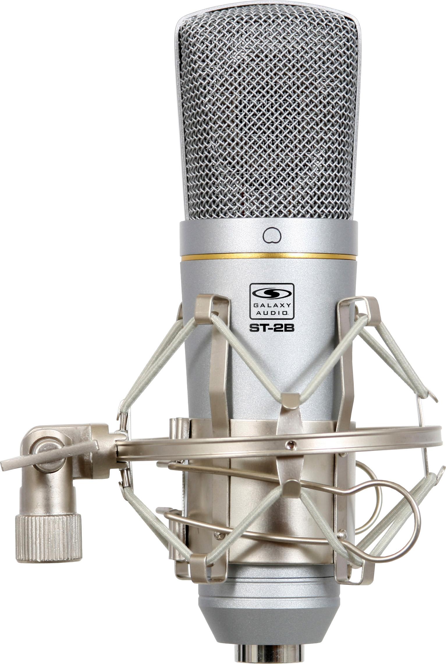 galaxy audio st 2b usb condenser microphone. Black Bedroom Furniture Sets. Home Design Ideas