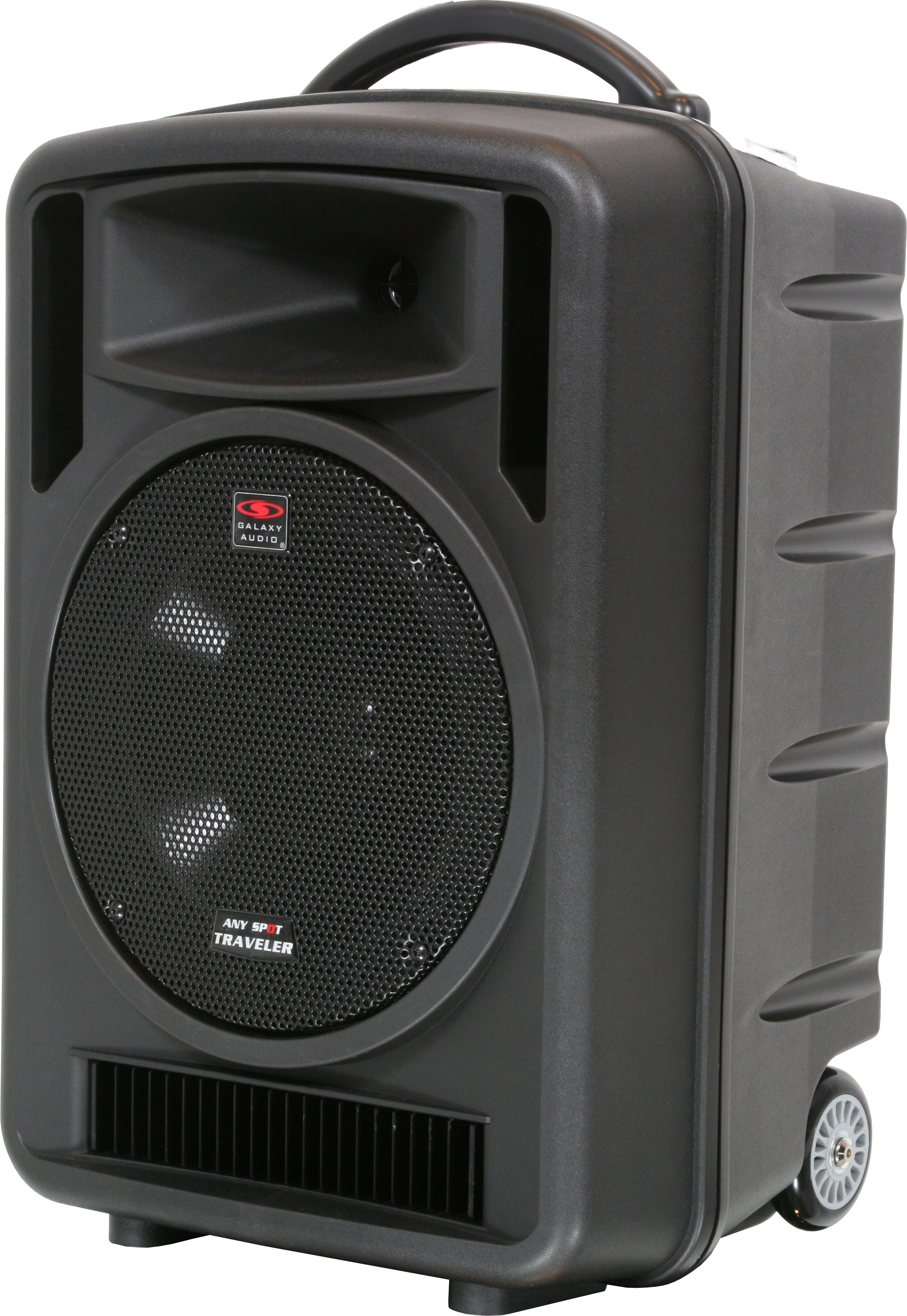 Parts Of The Ear >> Galaxy Audio TV10 Portable PA System