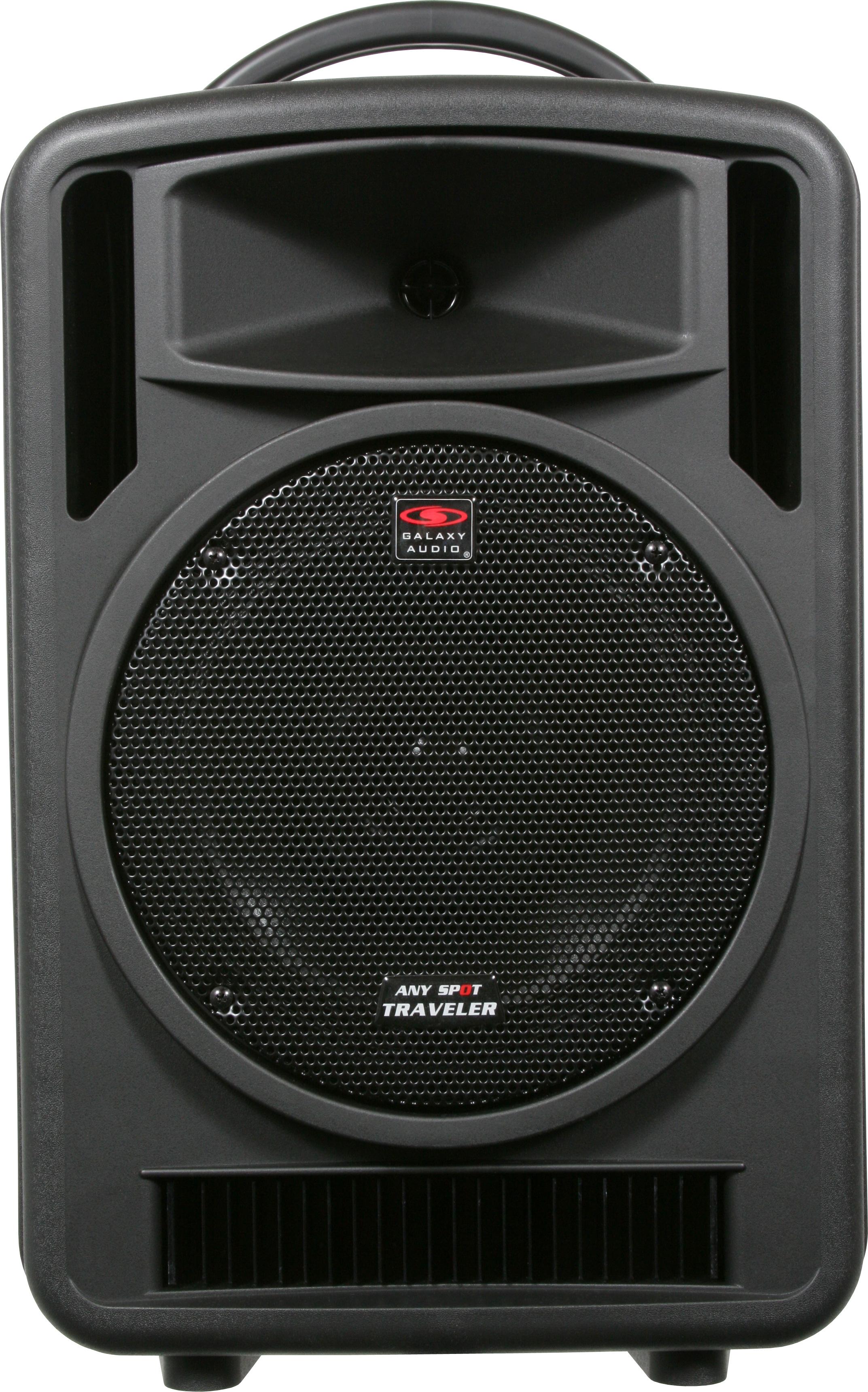 Galaxy Audio TV10 Portable PA System