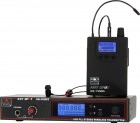 AS-1100 120 Channel Stereo Wireless Personal In-Ear Monitor System