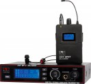 AS-1400 275 Channel Stereo Wireless Personal In-Ear Monitor System with Mixed Mono Mode