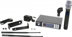 CTSR/HH85 - This system includes the CTSR Receiver and the HH85 Hand Held Transmitter.