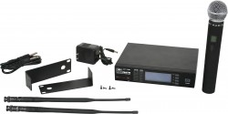 DHTR/HH64 - This system includes the DHTR Receiver and the HH64 Hand Held Transmitter.