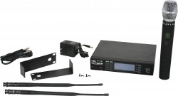DHTR/HH64SC - This system includes the DHTR Receiver and the HH64SC Hand Held Transmitter.