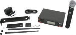 DHXR/HH65 - This system includes the DHXR Receiver and the HH65 Hand Held Transmitter.