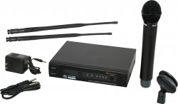 PSER/HH52 - This system includes the PSER Receiver and the HH52 Hand Held Transmitter.