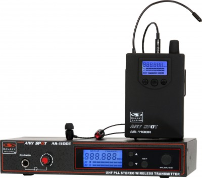 AS-1100 Wireless Personal Monitor