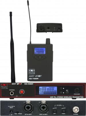 AS-1100 Wireless In-Ear System