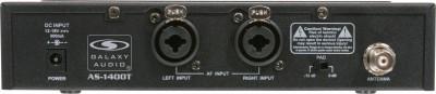 Galaxy Audio AS-1400 Wireless In-Ear Transmitter