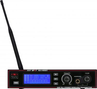 AS-1400 Wireless In-Ear Transmitter
