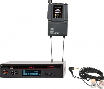 AS-1806 with EB6 Wireless Personal Monitor System