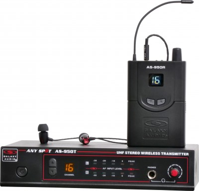 AS-950 Wireless In-Ear System
