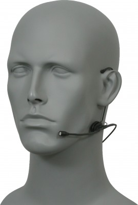 AS-HLC headset microphone
