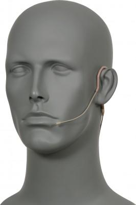 single ear omni-element microphone