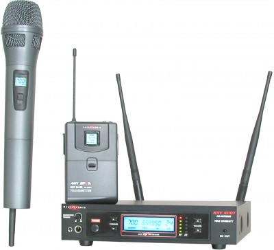 AS-M700 Wireless Microphone System