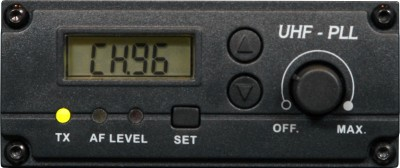 AS-TV8TX audio link transmitter
