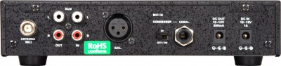 AS-TXRM Audio Link Transmitter Back image