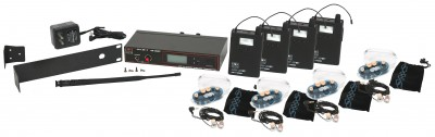 galaxy audio band pack system