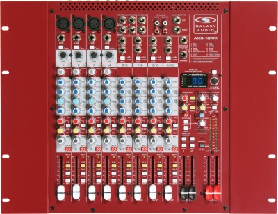 ASX-10RM Analog Audio Mixer