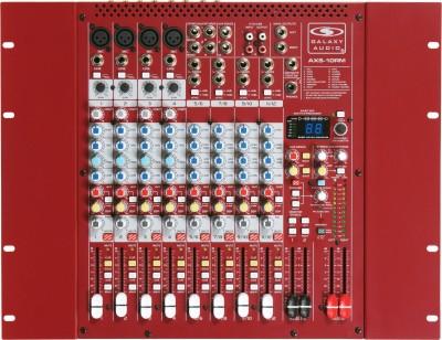 ASX-10RM Analog Audio Mixer