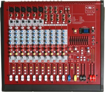 AXS-14 Analog Audio Mixer