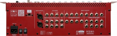 galaxy audio audio mixer