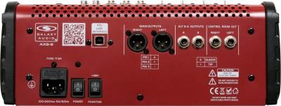 AXS-8 Audio Mixer