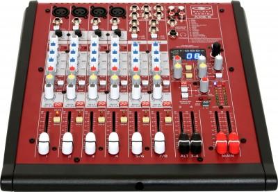 AXS-8 Mixer