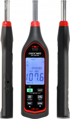 professional sound level meter