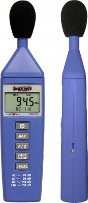 CM-130 sound pressure level meter