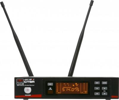 microphone system antennas