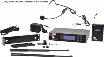 CTS Wireless Headset Mic System