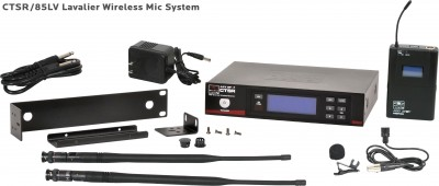 CTS Wireless Lavalier Mic System