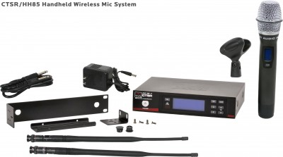 CTS Wireless Handheld Mic System