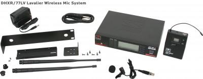 DHX Lavalier Wireless Mic System