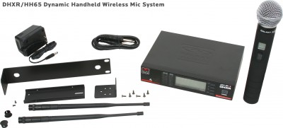 DHX Dynamic Handheld Wireless Mic System