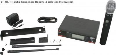 DHX Condenser Handheld Wireless Mic System