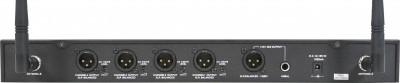 Galaxy Audio DHXR4 Wireless Mic Quad Receiver
