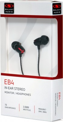 EB4 Ear Buds in Box